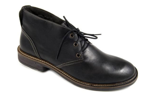 Pilot Boot With Removable Footbed