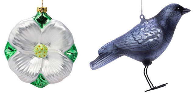 Vancouver Christmas Ornaments