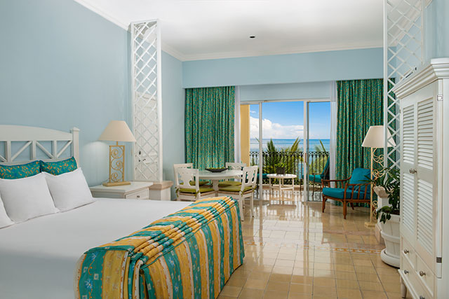 Emerald Bay room