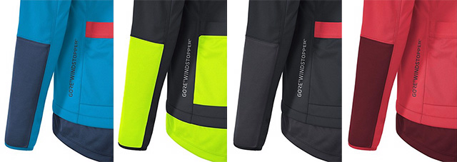 GORE C5 Women's Windstopper Thermo Jacket