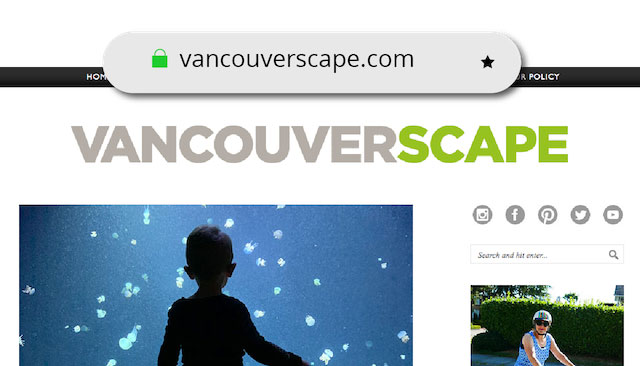 domain name vancouverscape
