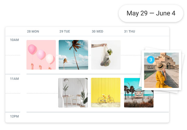 Later.com screenshot