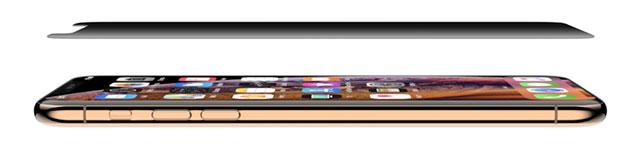 Belkin InvisiGlass Ultra Privacy Screen Protection