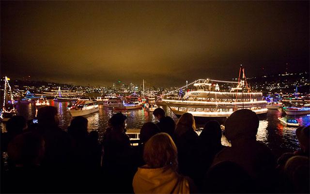 Christmas Ship Festival Seattle
