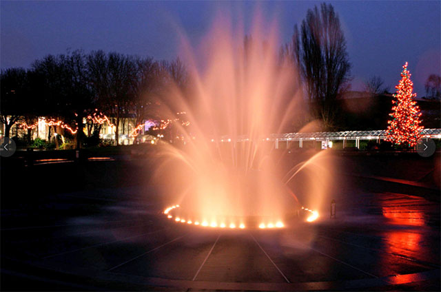 Fountain of Light