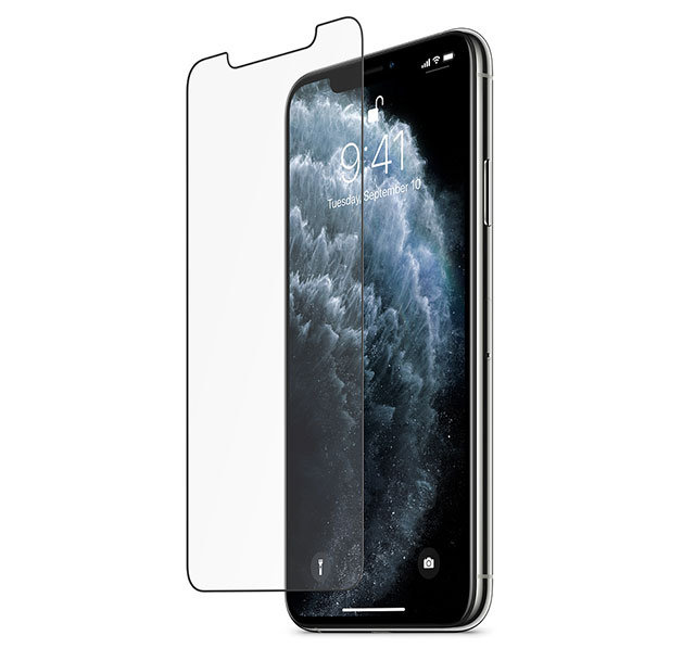 InvisiGlass UltraCurve Screen Protection