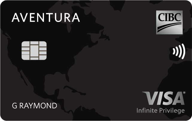 CIBC Aventura® Visa Infinite Privilege Card