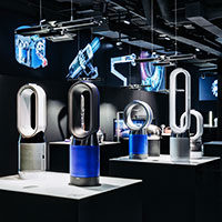 Dyson Demo store Vancouver