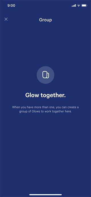 Casper glow app