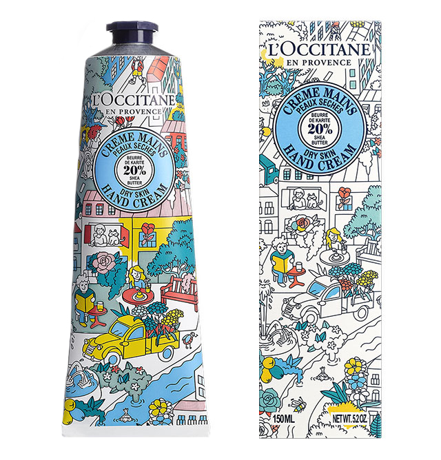 Limited Edition Shea Butter x OMY Hand Cream