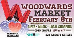 Woodwards Valentine's Day Market 2020
