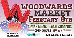 Woodwards Valentine's Day Market 2020