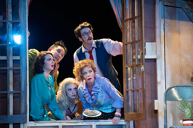 Arts Club's Noises Off