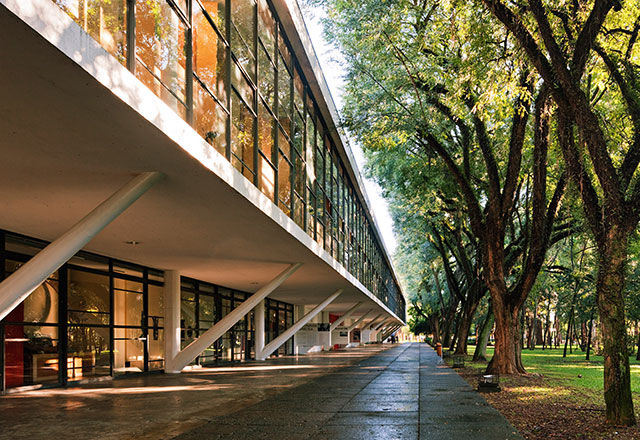 Museum AfroBrazil photo courtesy of Governo do Estado de Sao Paulo