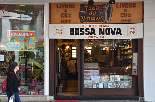 Toca do Vinícius Bossa Nova Rio; photo by Alexandre Macieira, Riotur