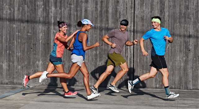 BUFF runners