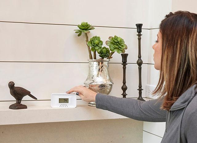First Alert 10-Year Battery Carbon Monoxide Alarm