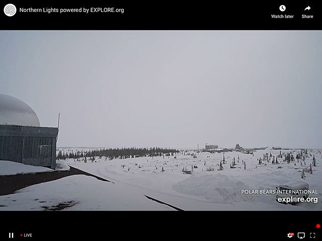 Churchill, Manitoba by day