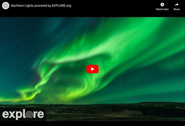 Northern Lights Explore.org