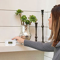 First Alert's 10-Year Battery Carbon Monoxide Alarm