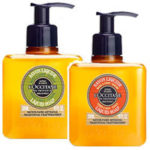 Pamper Your Hands with L'Occitane's New Shea Hands & Body Liquid Soap