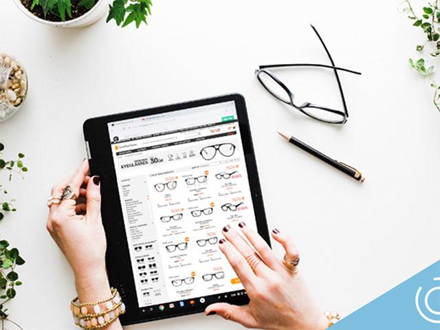 SmartBuy Glasses iPad