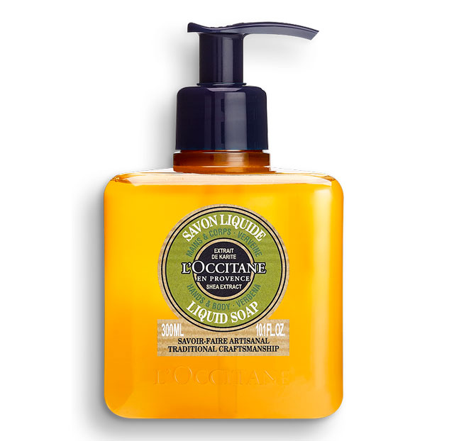 Shea Hands & Body Liquid soap