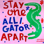 The COVID-19 Files: Stay One Alligator Apart