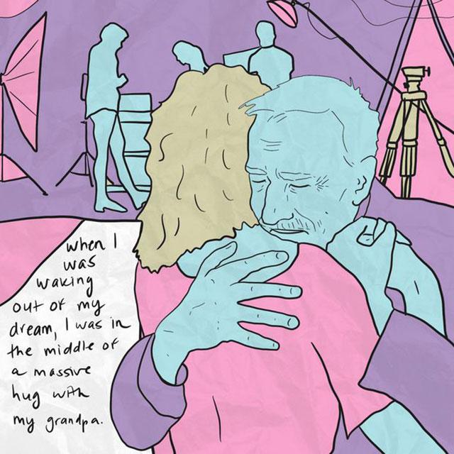 Grandpa dream