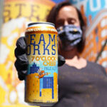 Steamworks 7 O'Clock Cheer Pale Ale Supports VGH & UBC Hospital Foundation