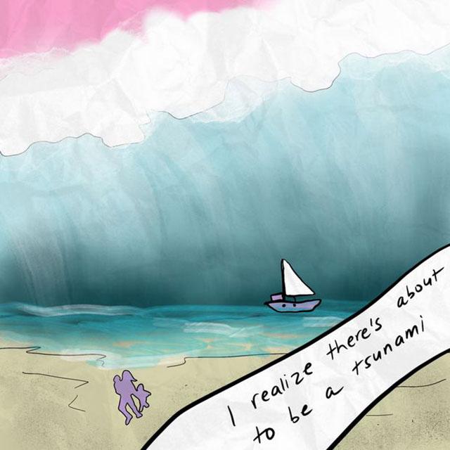 Tsunami dream
