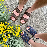 Naot sandals