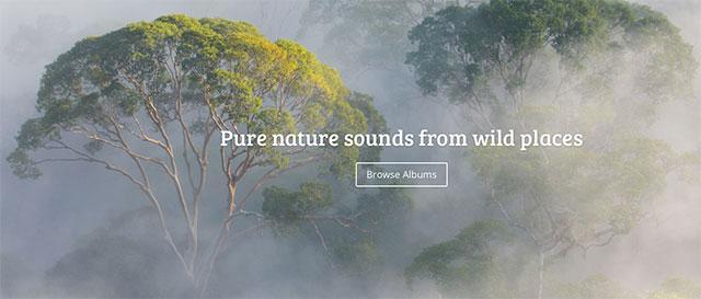 Nature Soundmap