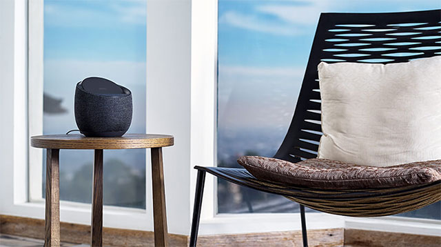 Belkin SOUNDFORM ELITE Hi-Fi Smart Speaker+Wireless Charger