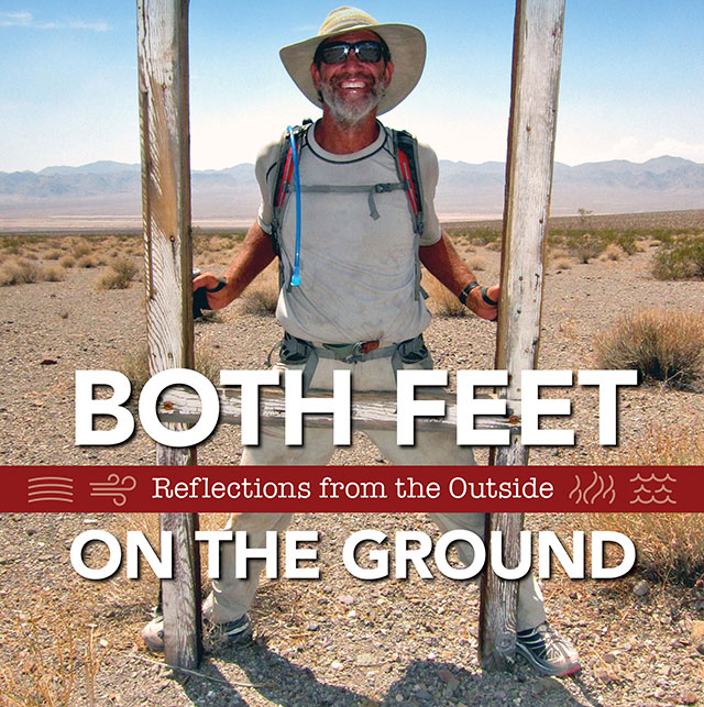 Both Feet on the Ground book