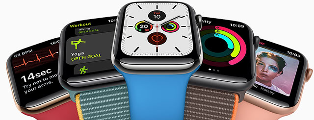 Apple Watch Series 5 Gps Vs Cellular Bands Airpods And More Watch Features Vancouverscape