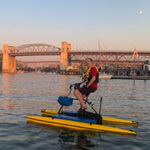 Riding Into the Sunset With BC Water Bikes