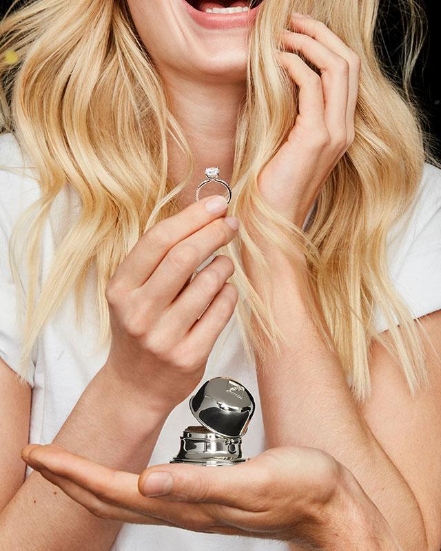 Birks engagement ring