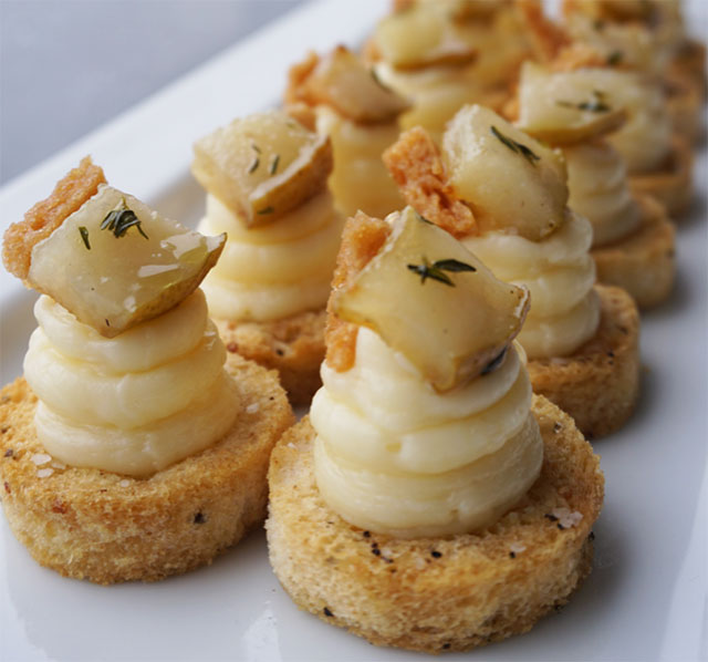 Pacific Yacht Charters catering