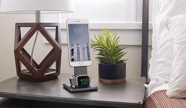 Twelve South HiRise Duet for iPhone and Apple Watch