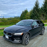 Volvo's V60 T5 Cross Country