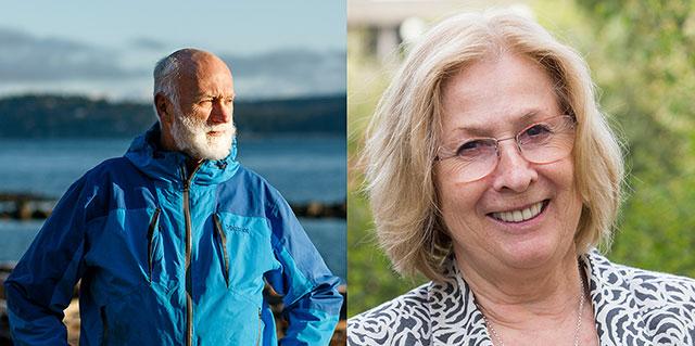 Eric Peterson, Christina Munck