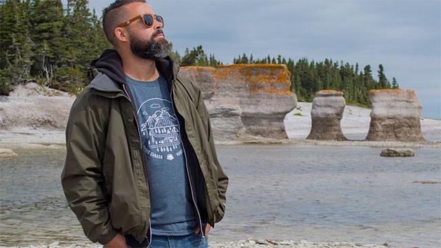 Parks Canada Men's t-shirt