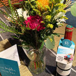A Perfect Holiday Pairing: Callia Flowers and Chateaux de Courteillac Bordeaux