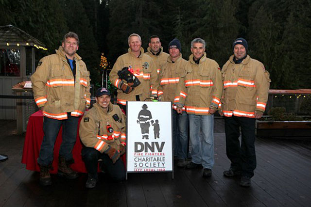 BC Professional Fire Fighters