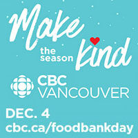 CBC Vancouver Open House and Food Bank Day