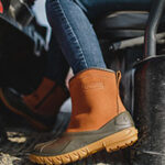 Fall/Winter Comfort with LaCrosse Aero Timber Top Shearling Boots