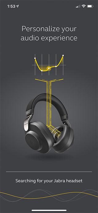 Jabra Elite 85t earbuds