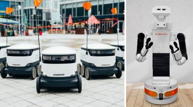 Health Robotics