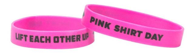 London Drugs Pink Shirt Day